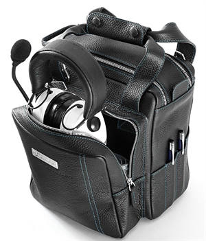 Hohenstein Headset Bag - Black