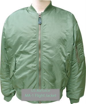 MA-1 US Air Force Flight Jacket